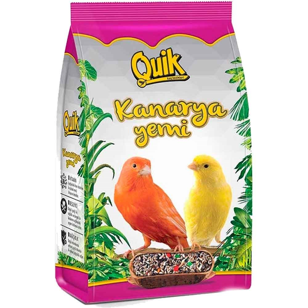 Quik Kanarya Yemi 500 gr/8680468040064/AMAZON PET CENTER
