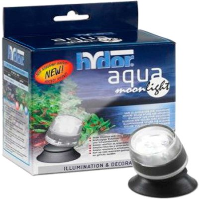 Hydor Aqua Color Moonlight Su Altı Led Lamba