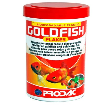 Prodac Goldfish Flakes 250 ml