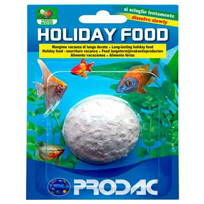 Prodac Holiday Food Tatil Yemi