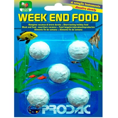 Prodac Weekend Food Tatil Yemi