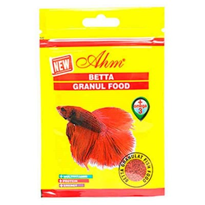 AHM Betta Granul Food 15 gr