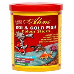 AHM Koi Goldfish Colour Sticks 250 ml