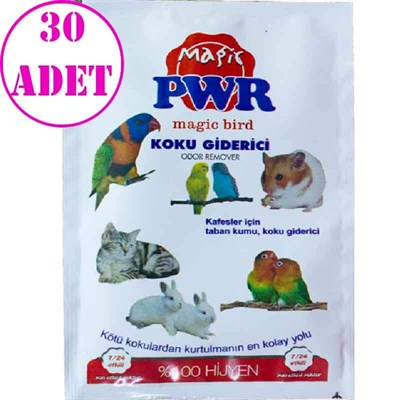 Amazon Pet Magic PWR Koku Giderici 10 Gr 30 AD
