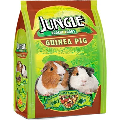 Jungle Ginepig Yemi 500 Gr.