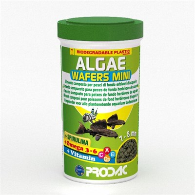 Prodac Algae Wafers Mini 100 ml - 50 gr