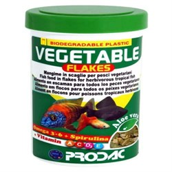 Prodac Vegetable Flakes 250 ml