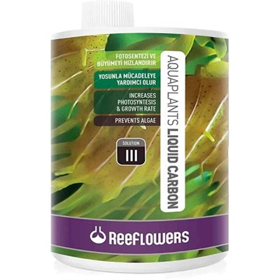 ReeFlowers AquaPlants Liquid Carbon III 1000 ml