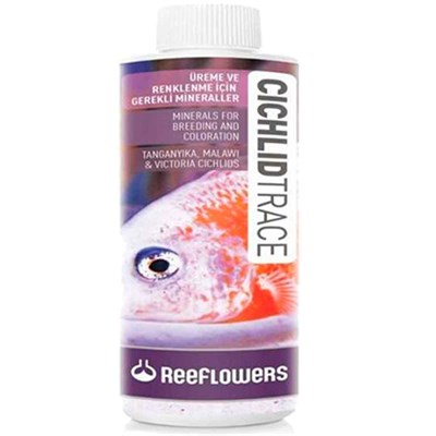 Reeflowers Cichlid Trace 250 ml